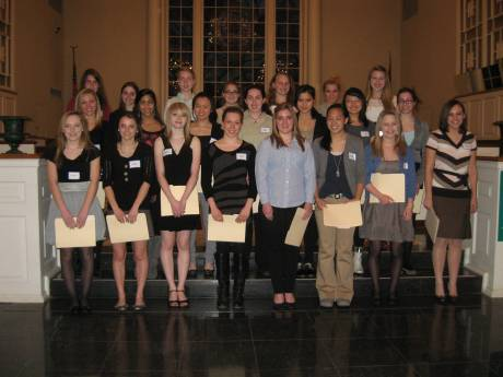 STEM-CAN Honorees, March 29, 2011